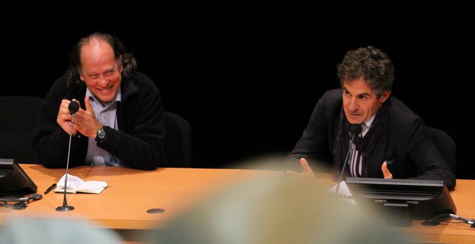 Etienne Klein et Jean Claude Ameisen