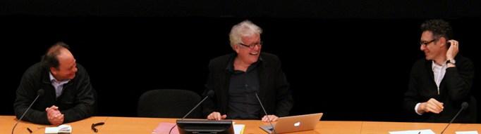 François Ansermet et Hervé Chneiweiss